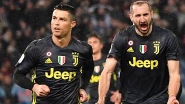 Кьеллини: «Роналду невероятен в матчах против больших команд»