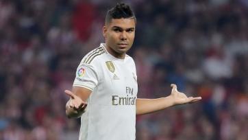 Каземиро: «Игроки «Реала» здорово тренируются»