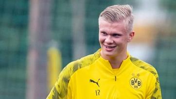 Холанд: «Не удивлен тем, что забил, но я еще не тот»