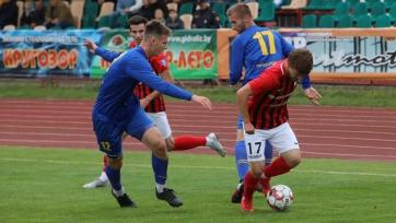 «Белшина» и «Витебск» сыграли вничью