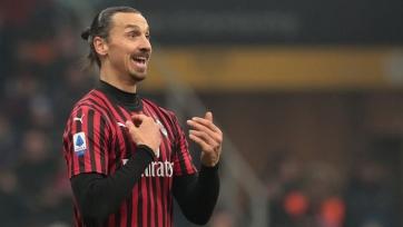 Ибрагимович точно не останется в «Милане»