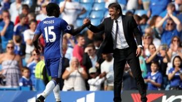 Мозес: «Конте пришел в «Челси» и все изменил»