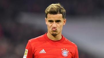 «Бавария» хочет продлить аренду Коутиньо
