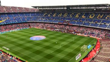 В «Барселоне» отказались от идеи проведения матчей вне «Камп Ноу»