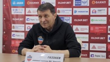 Газзаев может возглавить «Аланию»