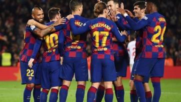 «Барселона» выставит на трансфер всех игроков, кроме Месси, тер Штегена и де Йонга