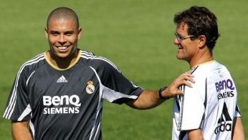Капелло: «Роналдо был самым талантливым из тех, с кем я работал, но он доставлял больше всего проблем»