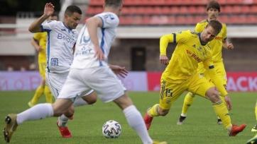 БАТЭ на выезде переиграл «Динамо-Брест» и упрочил свое лидерство в чемпионате Беларуси