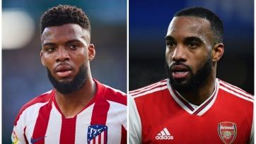 «Арсенал» и «Атлетико» могут совершить звездный обмен игроками