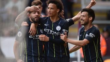 «Манчестер Сити» может летом потерять Агуэро и Сане