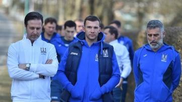 Шевченко в сборной Украины может лишиться одного из своих «итальянских» помощников
