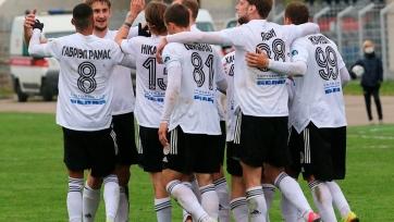«Неман» добыл волевую победу над «Торпедо-БелАЗ»