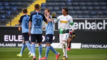 «Боруссия» из Менхенгладбаха подготовила тысячи болельщиков к матчу против «Байера»