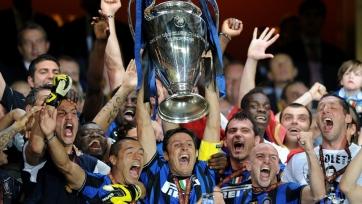 Этот день в истории. «Интер» Моуринью выиграл Лигу чемпионов, войдя в историю итальянского футбола. Видео