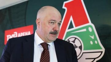 В «Локомотиве» пояснили причины расставания с Семиным