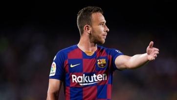 Артур согласился на переход из «Барселоны» в «Ювентус»