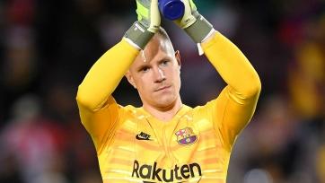 «Барселона» продвинулась в переговорах с тер Штегеном по новому контракту