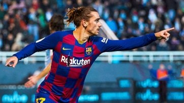 «Барселона» приняла решение по Гризманну
