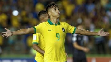 «Барселона» может приобрести 18-летнего бразильца. Цена вопроса – 60 млн евро