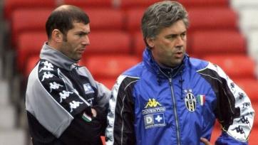 Анчелотти: «Зидан изменил мое представление о футболе»