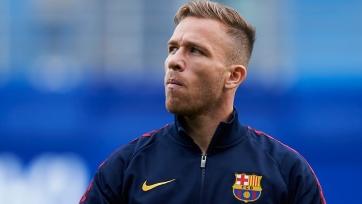 «Барселона» перевела Артура в дубль