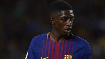 «Барселона» готова продать Дембеле за 42 млн евро
