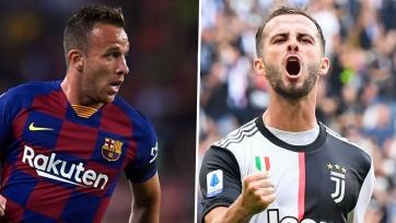 «Барселона» пытается убедить Артура перейти в «Ювентус»