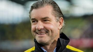 Цорк: «Если «Боруссия» хочет бороться за чемпионство, то должна обыграть «Баварию»