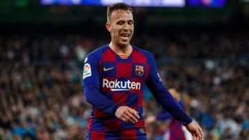 Хавбек «Барселоны» Артур определился со своим будущим