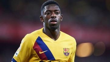 «Барселона» готова отдать Дембеле в аренду