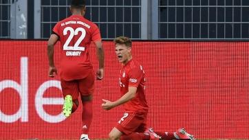 «Бавария» во второй раз в сезоне Бундеслиги обыграла «Боруссию» из Дортмунда