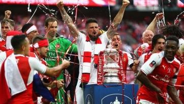 Этот день в истории. «Арсенал» Венгера в 2017-м выиграл дважды рекордный Кубок Англии. Видео