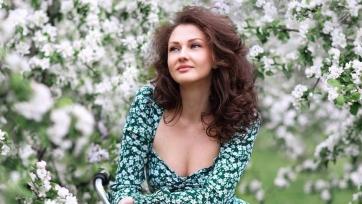 Жена Акинфеева поражает своей естественной красотой. Фото