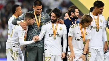«Реал» возглавил список самых дорогих клубов Европы