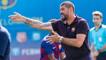 Вальдес возглавил испанский клуб четвертого дивизиона