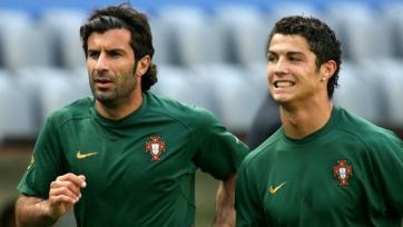 Фигу: «Роналду сделал «Реал» великим, а «Реал» сделал великим Криштиану»