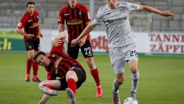Хаверц с 35 голами вошел в историю Бундеслиги