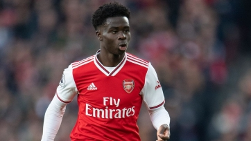 «Реал» намерен купить у «Арсенала» 18-летнего Сака