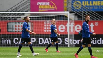 «Падерборн» – «Боруссия» Д. 31.05.2020. Где смотреть онлайн трансляцию матча