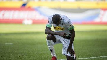 Тюрам преклонил колено после гола в ворота «Униона Берлин»