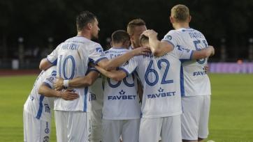 Чемпионы Беларуси из «Динамо» победили в результативном дерби Бреста