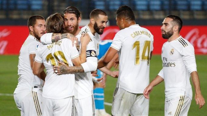 «Реал» – «Валенсия» - 3:0. 18.06.2020. Чемпионат Испании. Обзор и видео матча