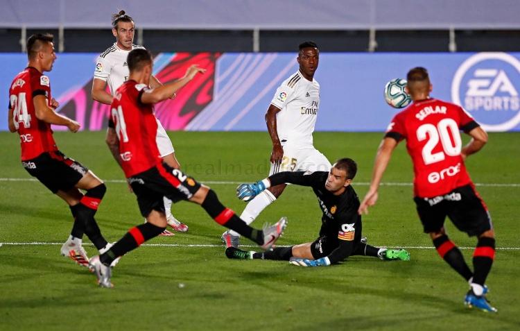 «Реал» – «Мальорка» - 2:0. 24.06.2020. Чемпионат Испании. Обзор и видео матча