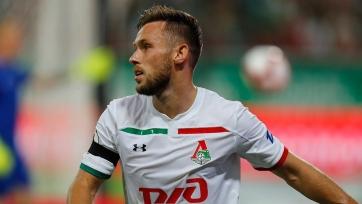 «Локомотив» планирует продлить контракт с Рыбусом