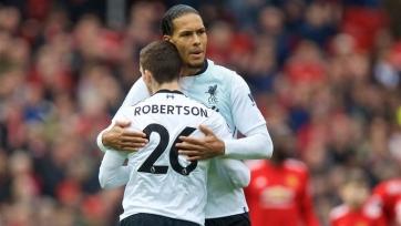Робертсон: «Ван Дейк вывел «Ливерпуль» на новый уровень»