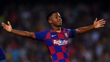 У «Барселоны» хорошие новости из клубного лазарета