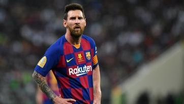 Месси пропустил тренировку «Барселоны»