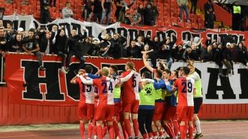 «Гонвед» стал обладателем Кубка Венгрии