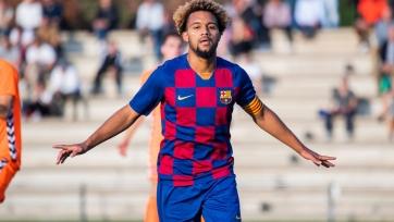 «Монако» намерен пригласить к себе 18-летнего воспитанника академии «Барселоны»