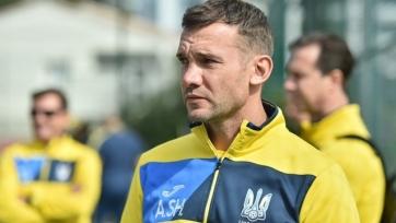 Шевченко близок к продлению контракта со сборной Украины